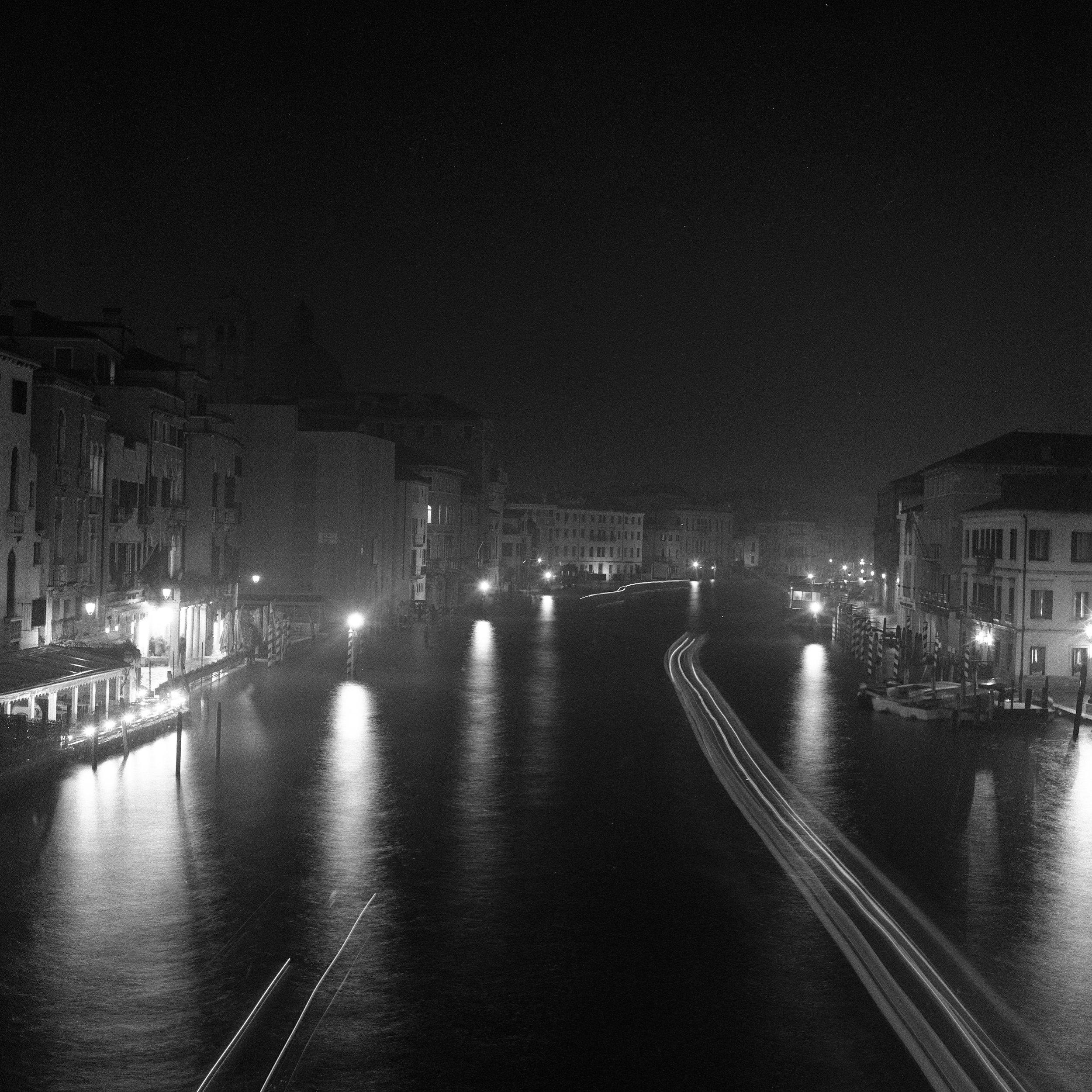 Venice Hasselblad 501c | Bergger Pancro 400