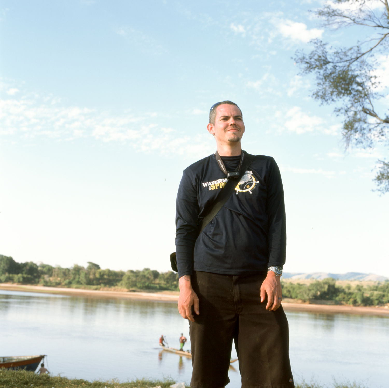 His photo of me Hasselblad 501c | Fuji Provia 100f