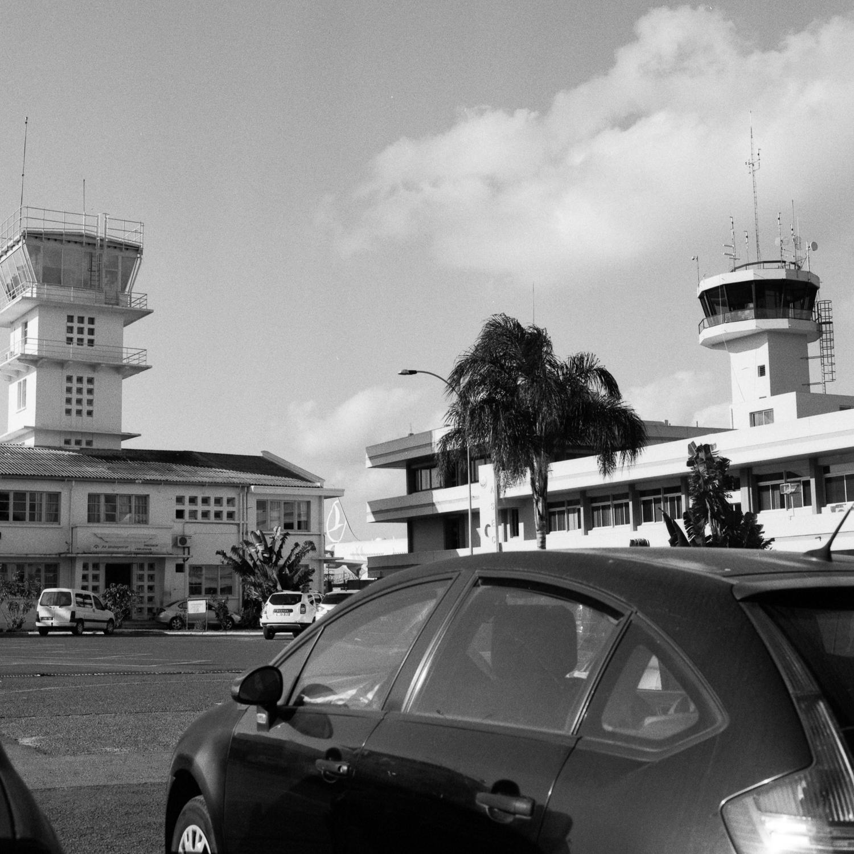 Antananarivo Airport Hasselblad 501c | Bergger Pancro 400