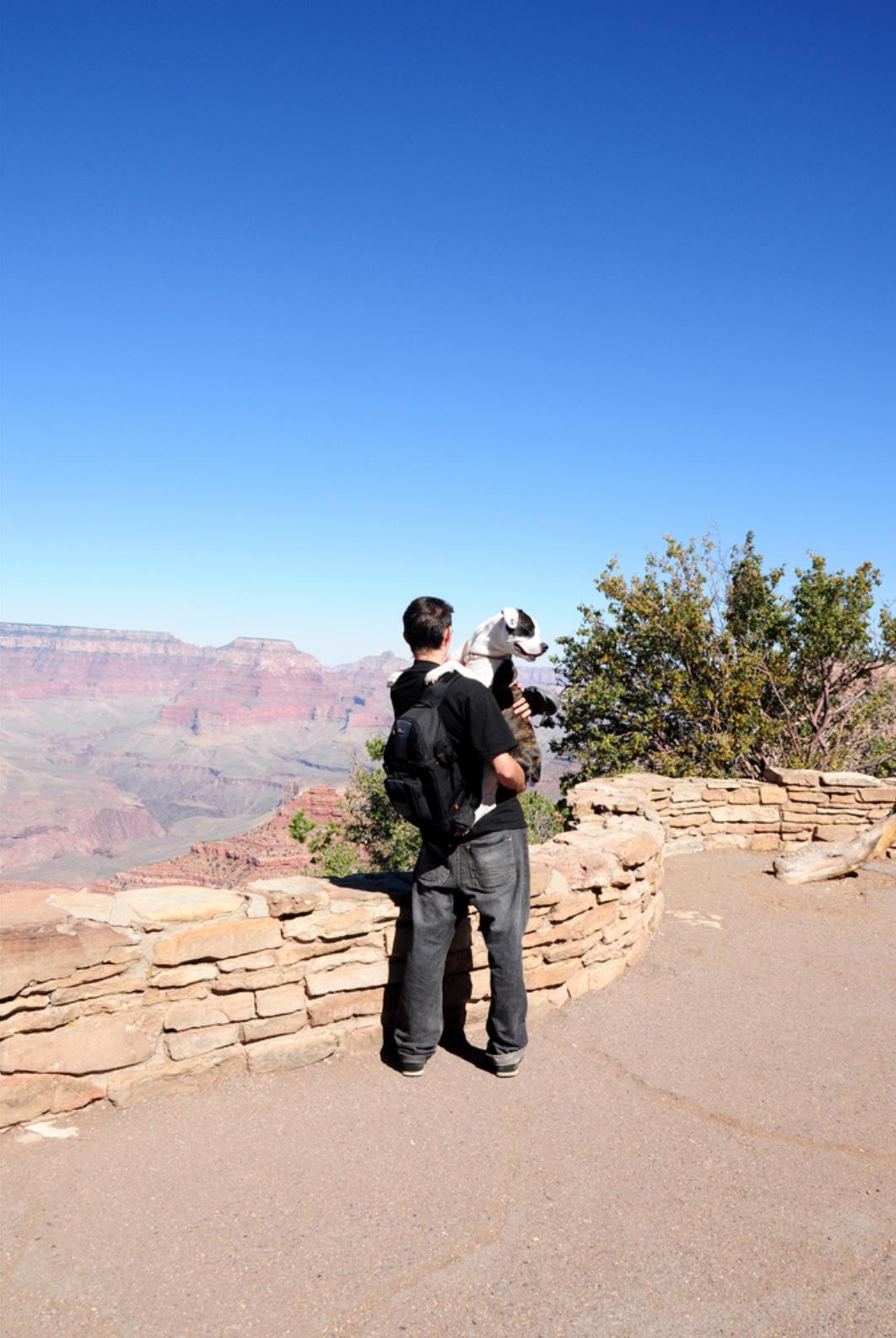 Us at the Grand Canyon
