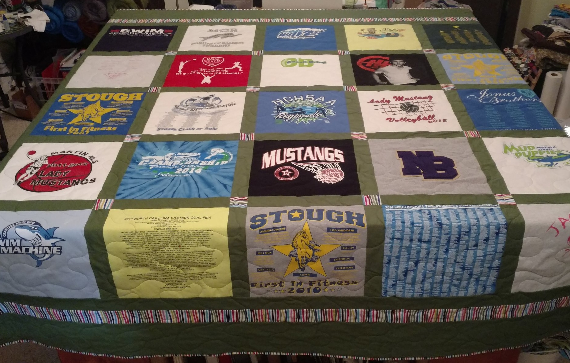 Classic T-Shirt Quilts -
