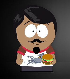 Created with South Park Avatar Creator