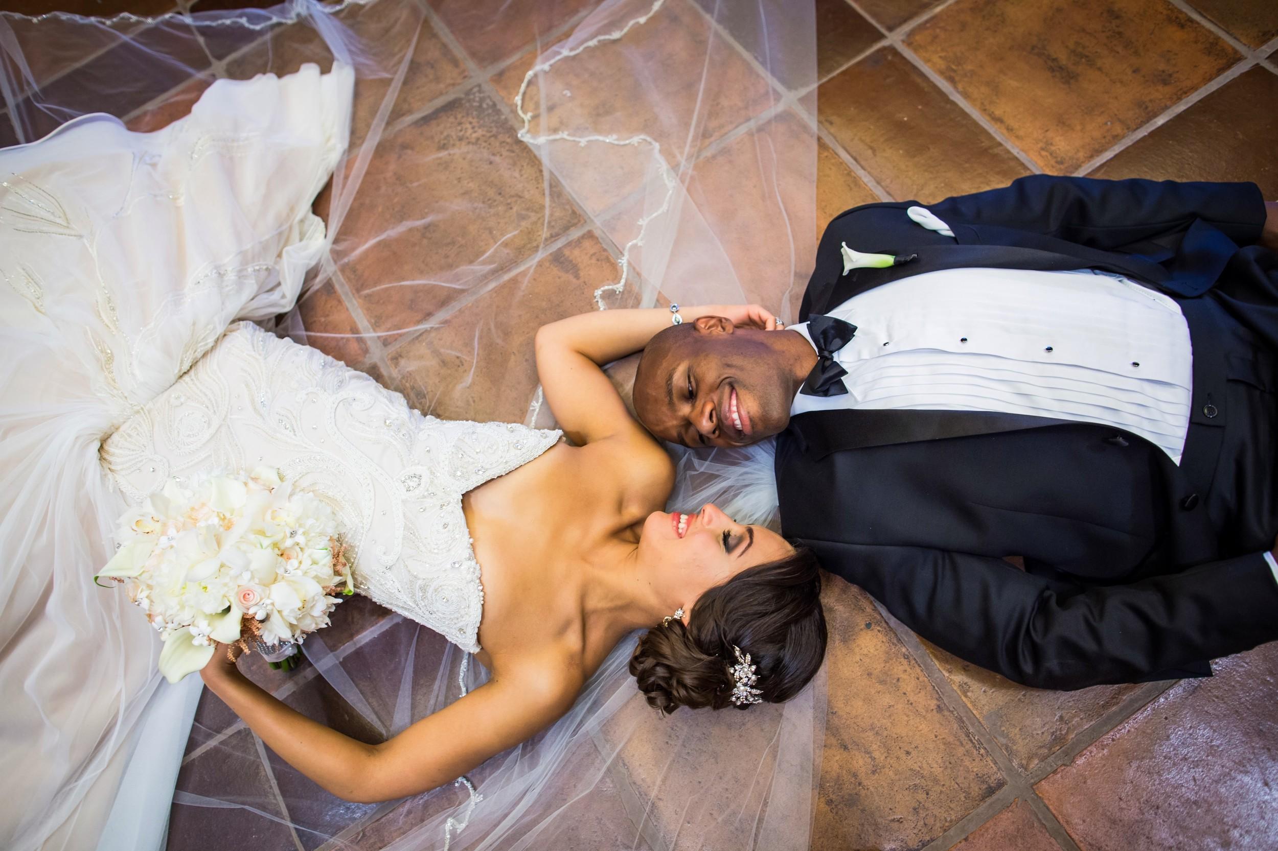 One of my favorite wedding photos!