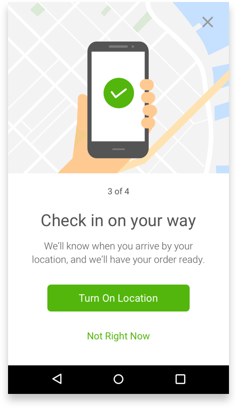 Onboarding: Check in on your way.png