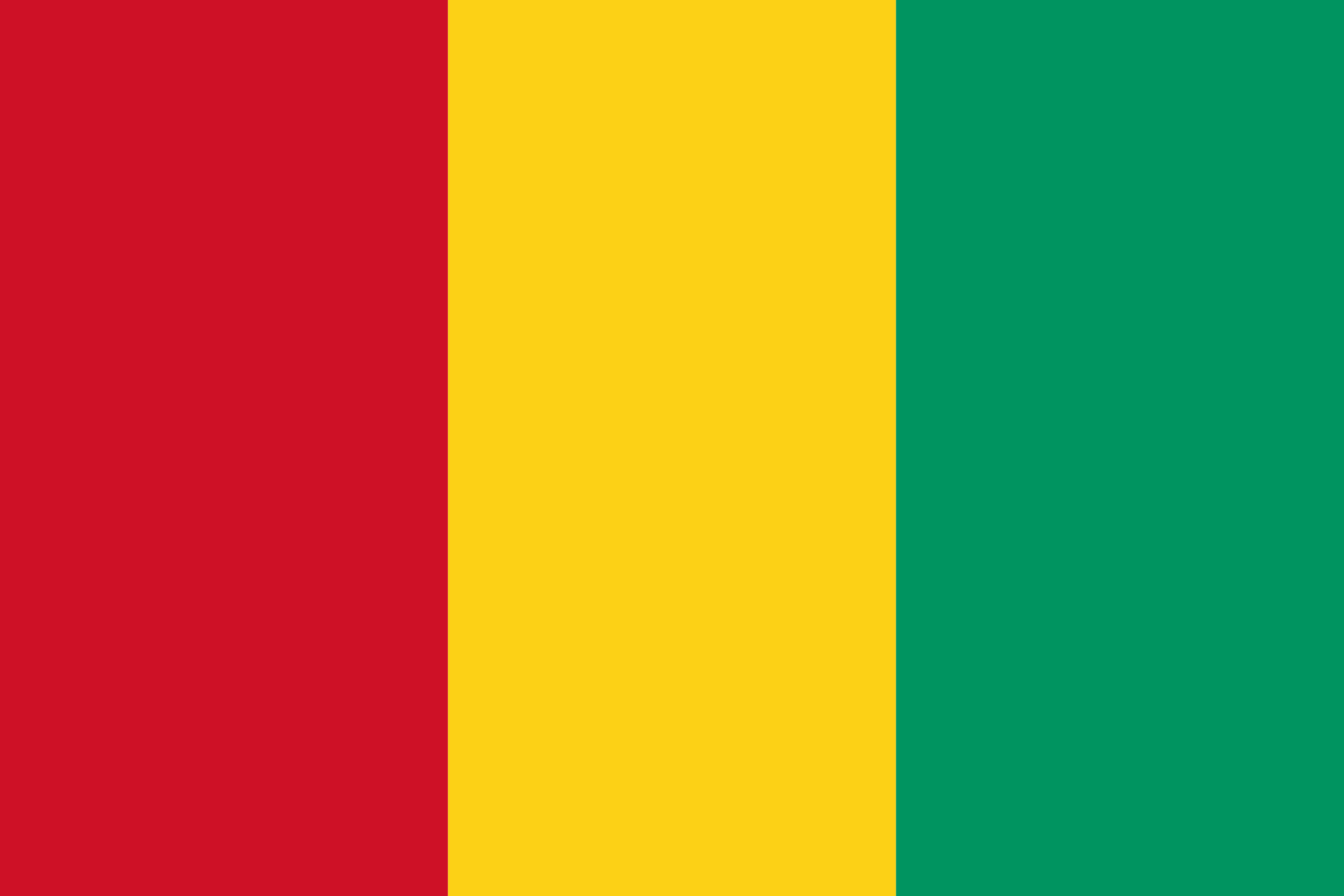 Flag of Guinea, Africa