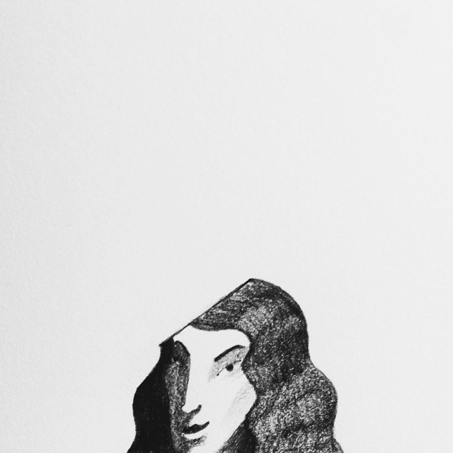 You know, lurking... #illustration #blackandwhite #pencil #sketchbook