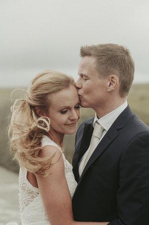 Bröllop på Island med Seos Fotografi: Rustikt & elegant