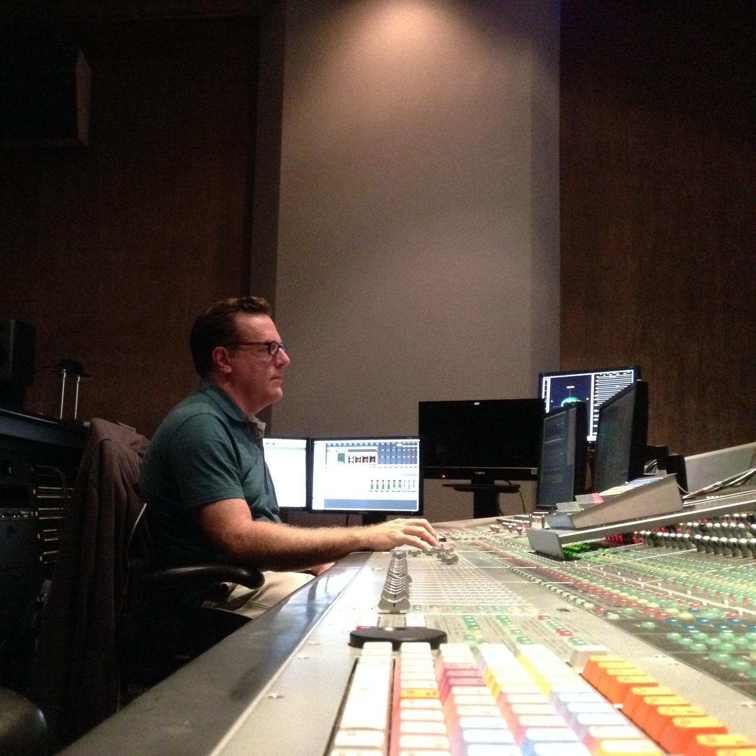 Stephen A. Tibbo, CAS (Sound Designer/Mixer)