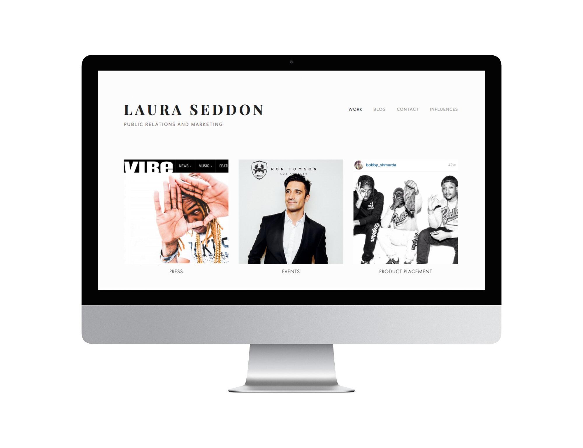 www.lauraseddon.com
