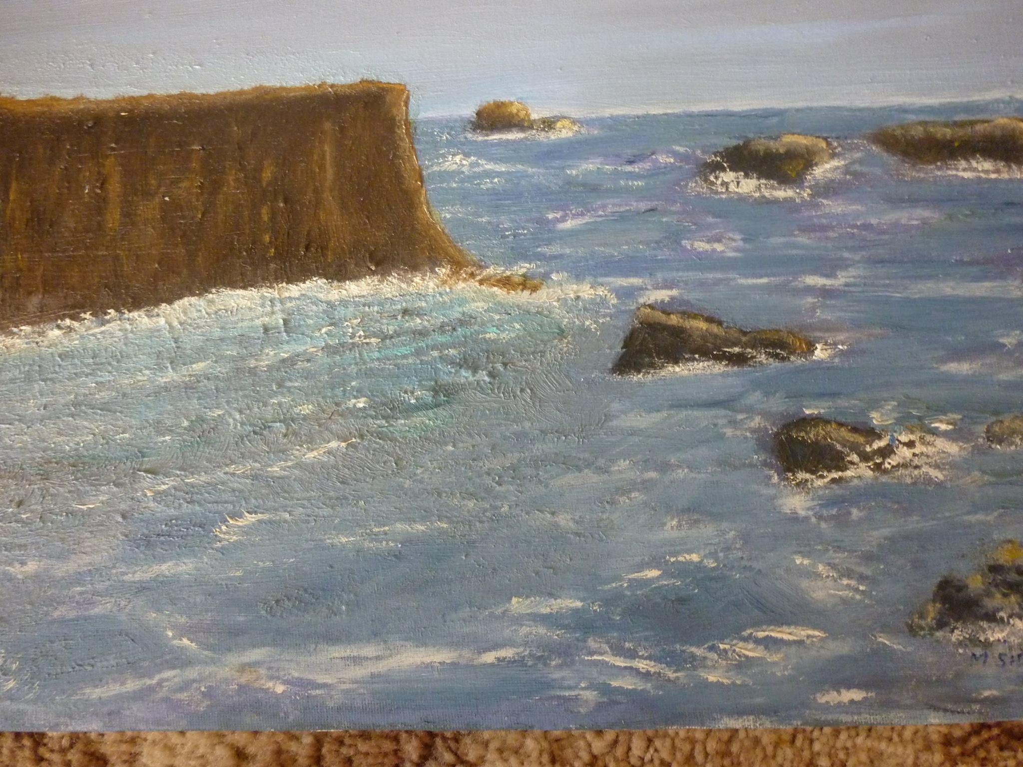 Mums Painting