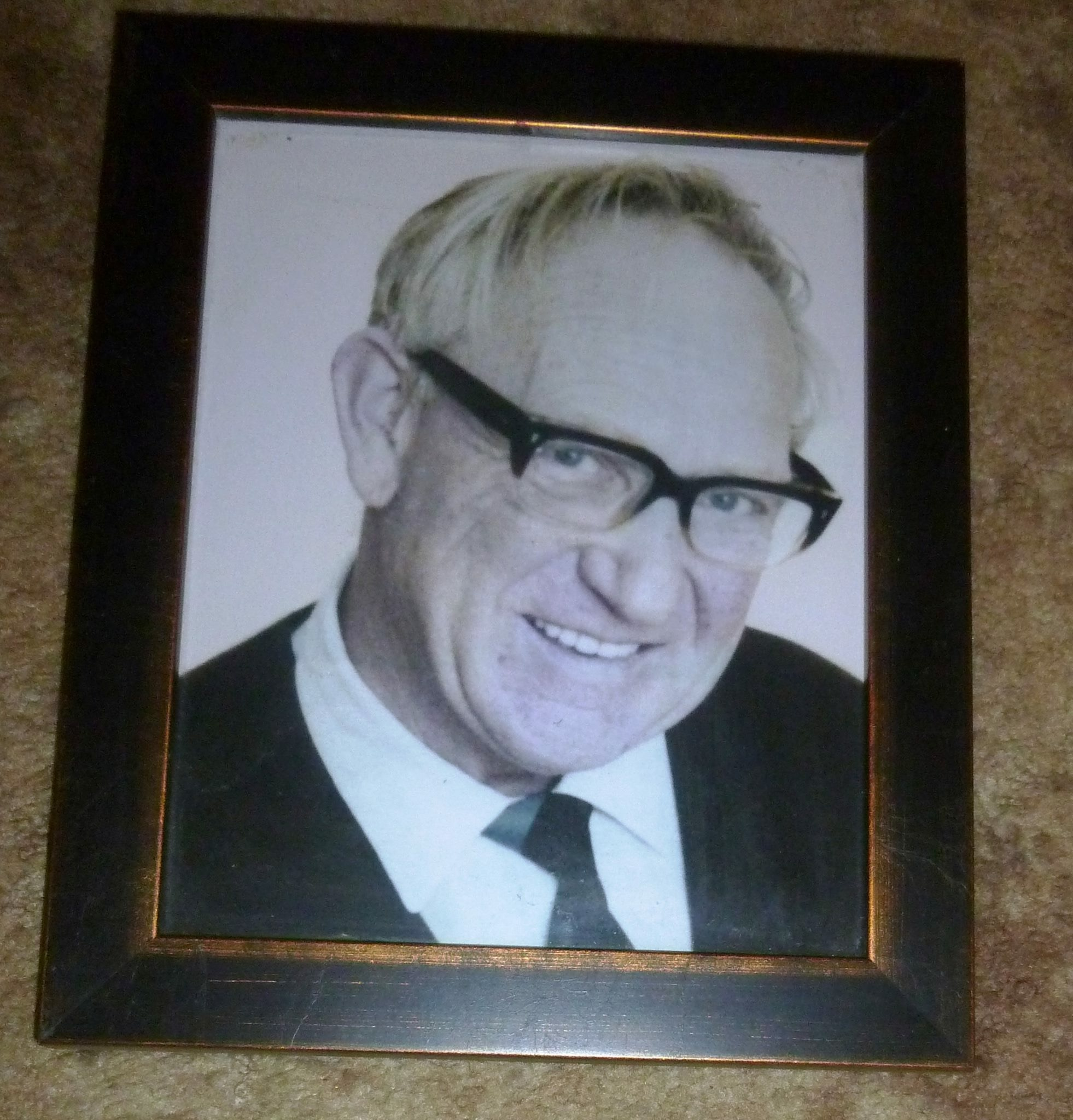 My Pa, Arthur.