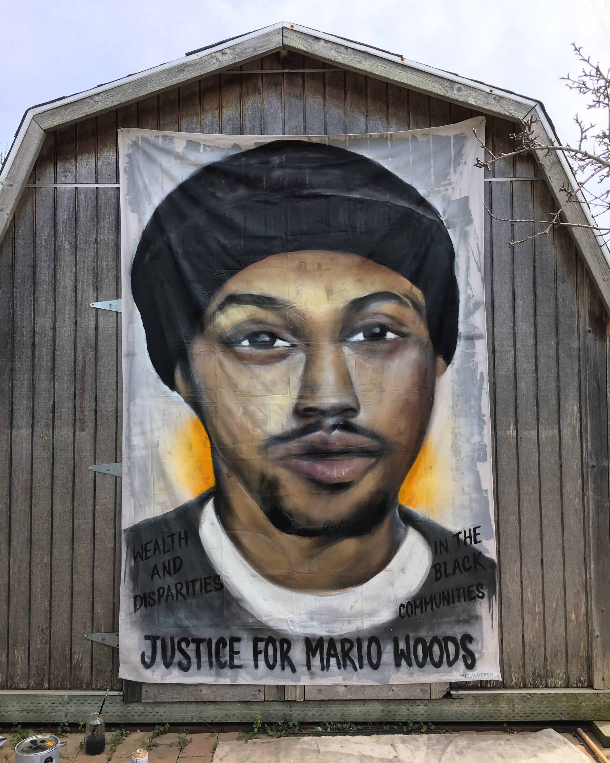 Justice For Mario Woods