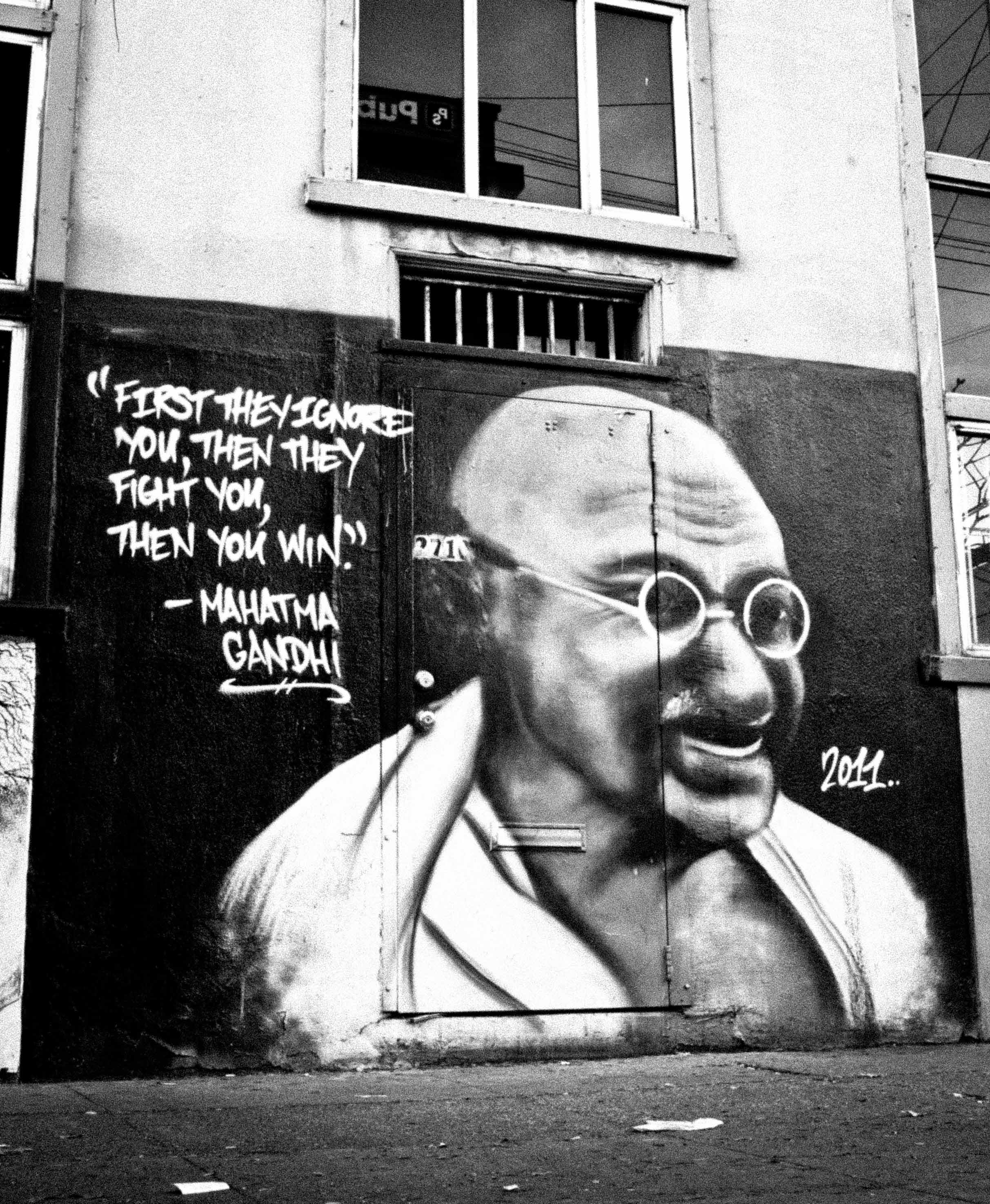 Gandhi - SOMA, 2011.