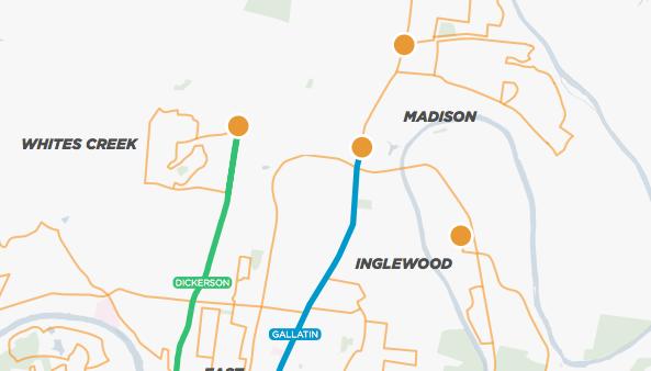 Transit For Nashville Plan