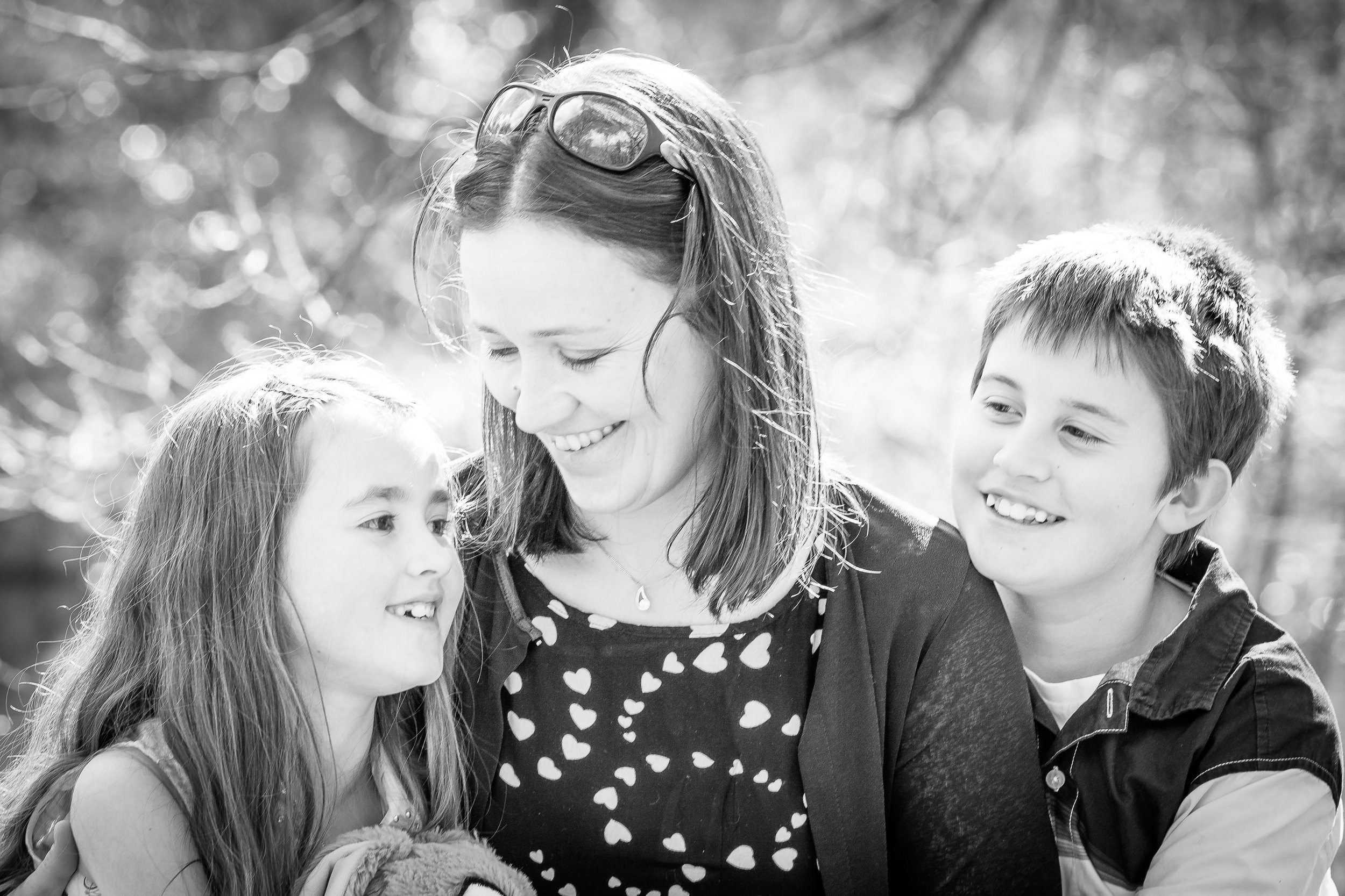 Half-term is a perfect time to book your family photo shoot.