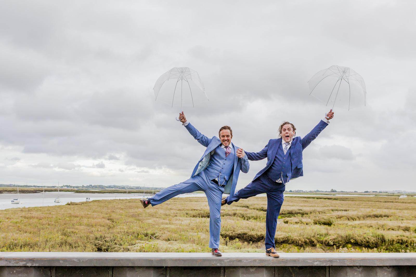 London Gay Wedding