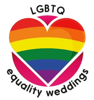 Proud to be part of the inclusive community at https://www.lgbtqequalityweddings.com
