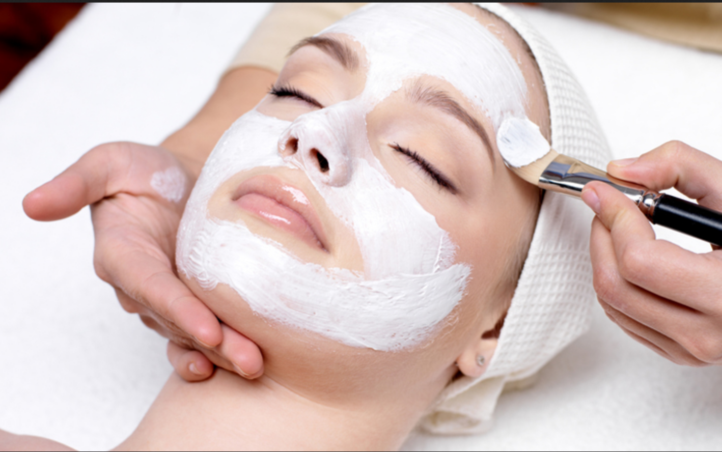 pure and simple facial