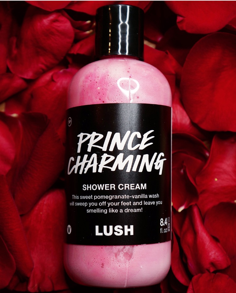 Lush Cosmetics 'Prince Charming' Shower Cream