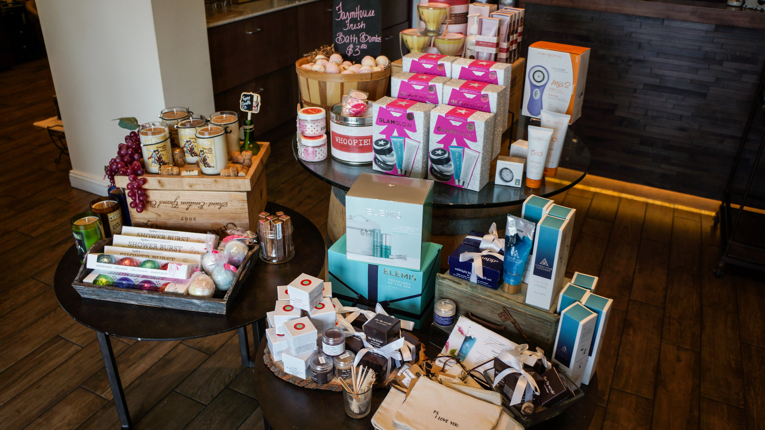 Evangeline Spa Products