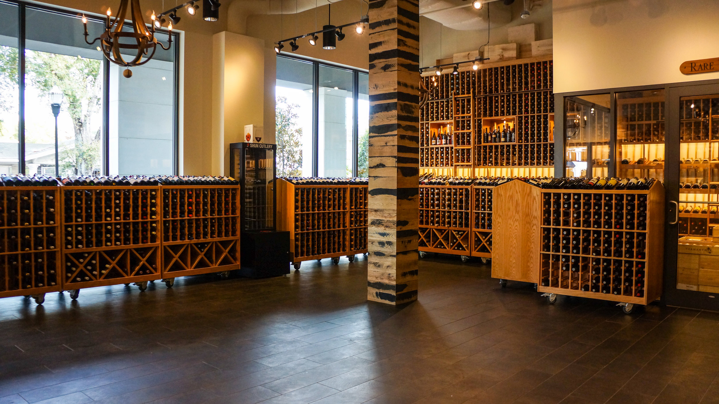 Wine Shop at the Epicurean Hotel