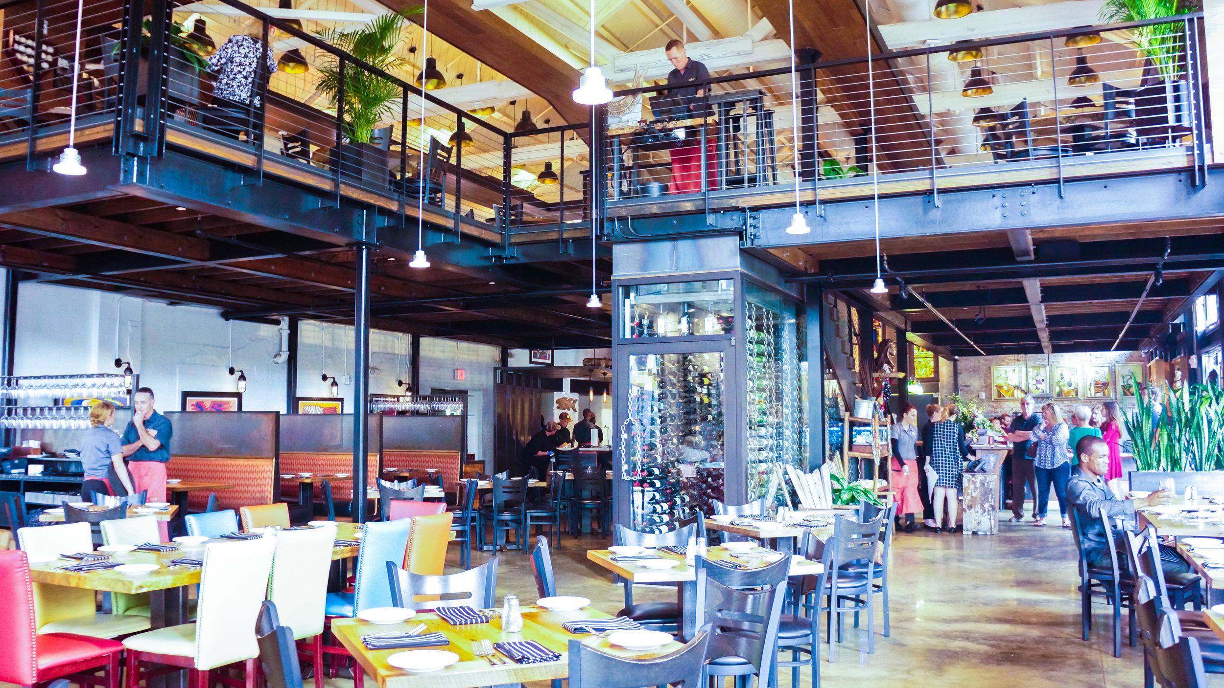 Ulele Restaurant Tampa Bay Florida