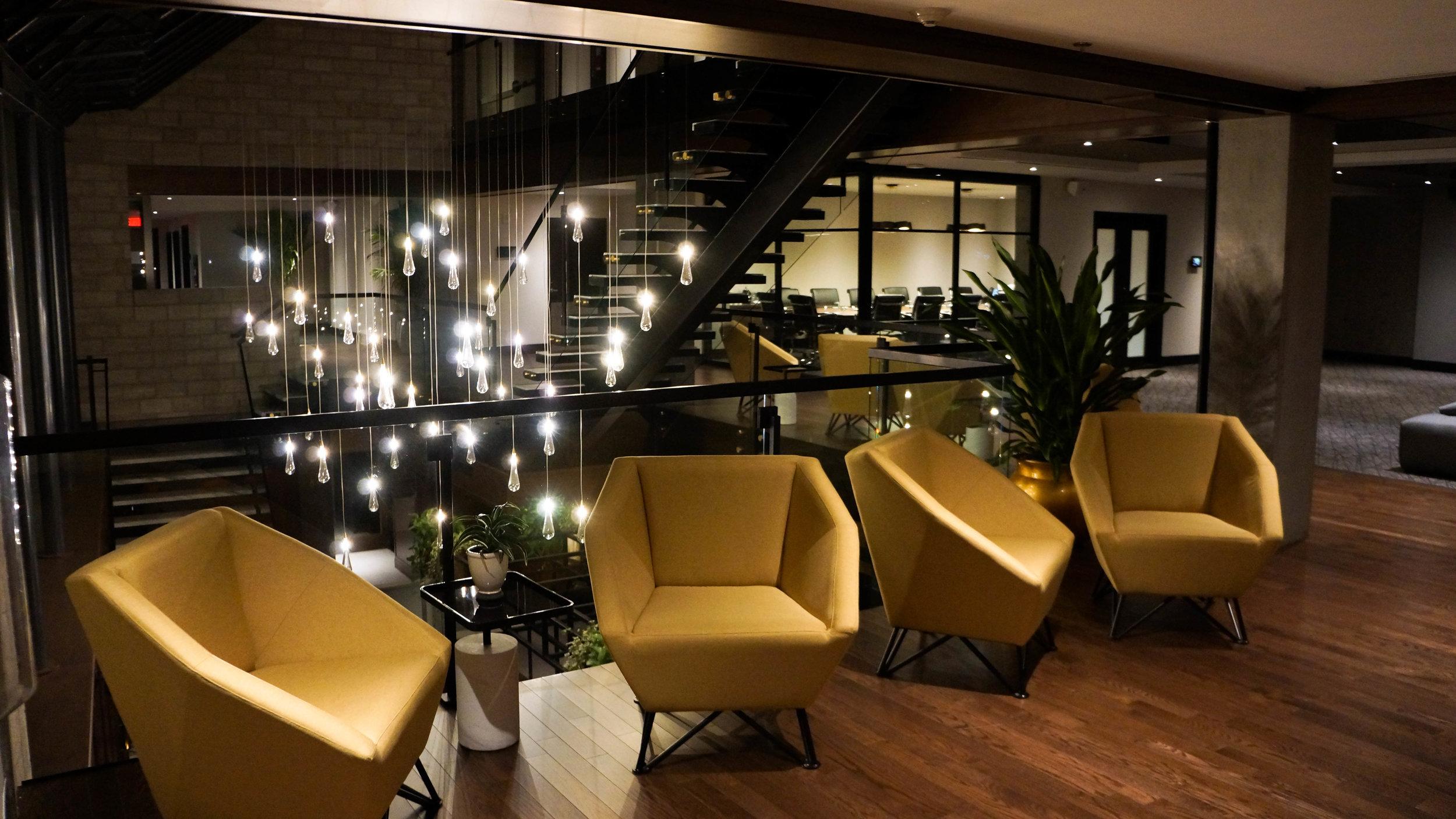 Decor in Hotel William Gray