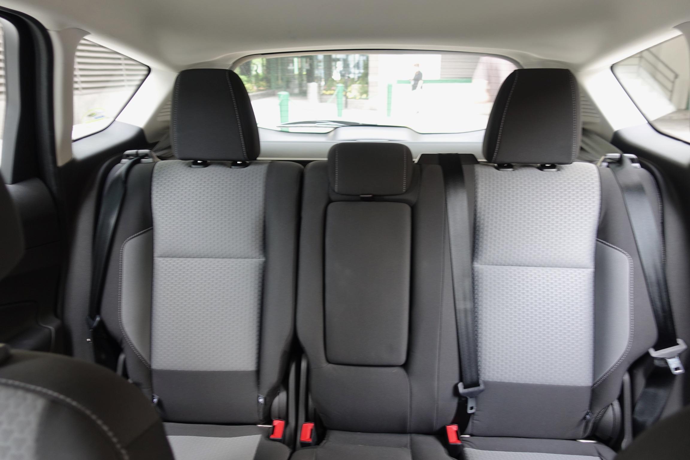Ford C-MAX Interior