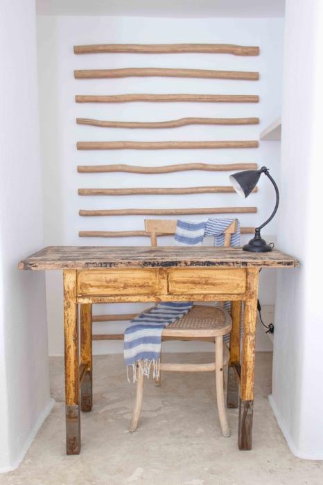 Iconic Santorini - Room Desk Nook