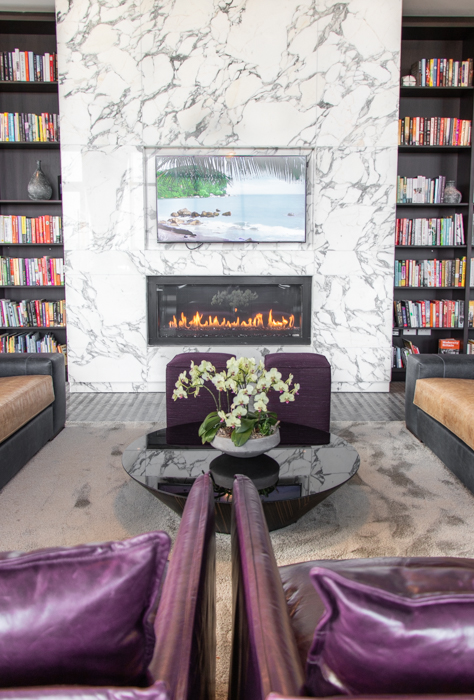 Library Club Lounge