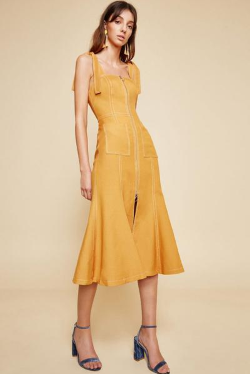 C/MEO Collective - Get Right Midi Dress