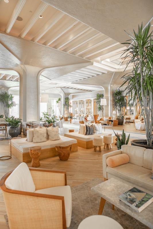 SLS Baha Mar lobby