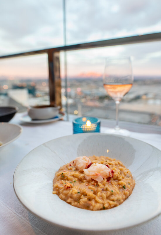 Lobster Risotto from Rivea