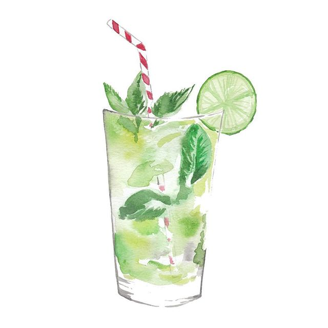 Summer in a glass 🌿 • • • • • • #wedding #weddingplanning #events #eventplanner #bridal #partyplanning #eventdesign #ink #penandink #illustrator #illustration #artist #sketchbook #penandink #instaart #artwork #draw #instadraw #bread #foodillustration #lime #cocktail #fresh #artoftheday #prints #onmydesk #artist #etsy #etsyshop #etsyseller #watercolour