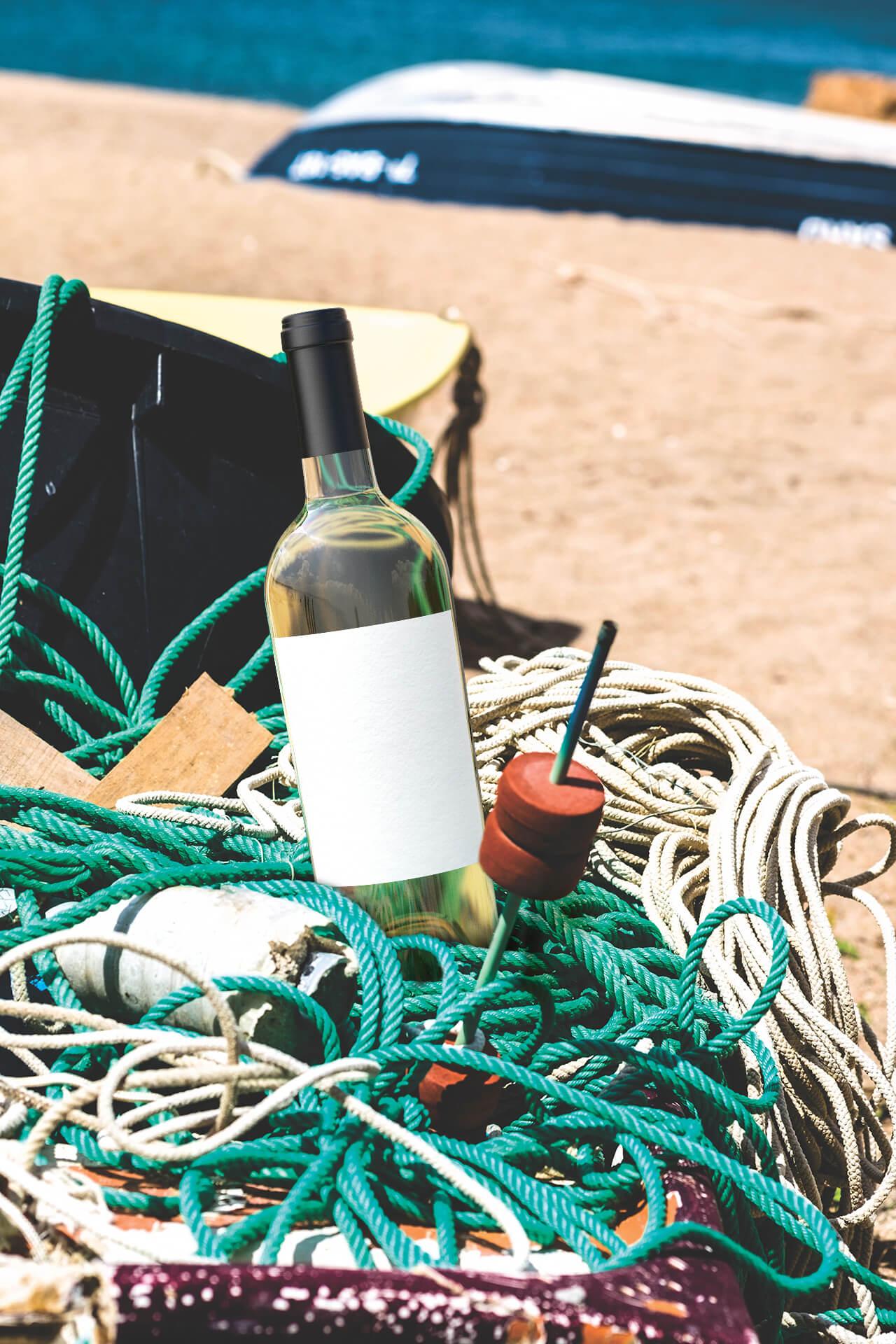 Fisherman ropes