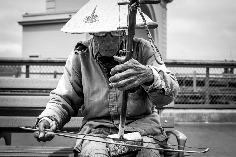 Musician, San Francisco