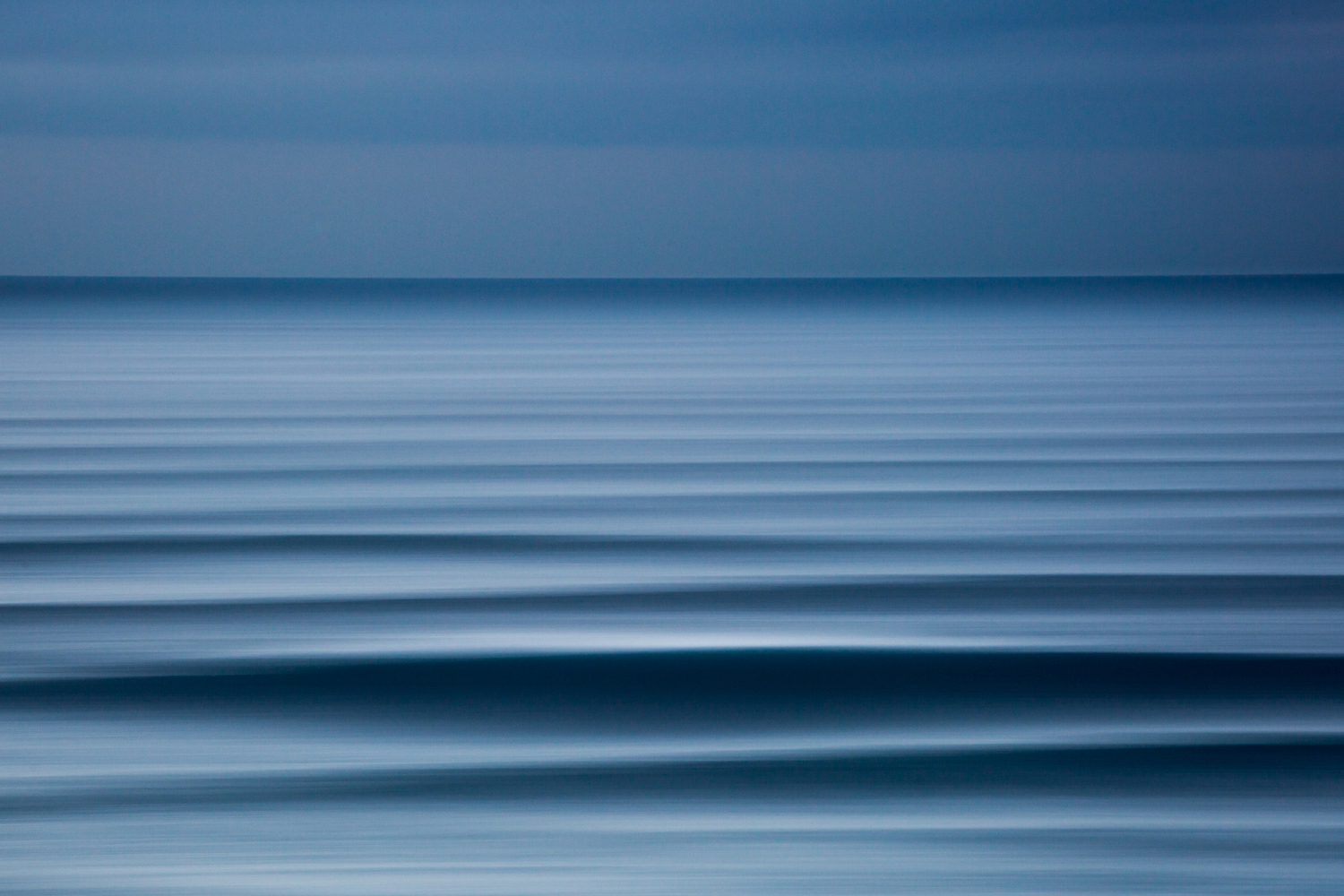 Traces of teal