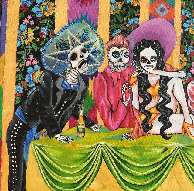 La Cena de Los Muertos