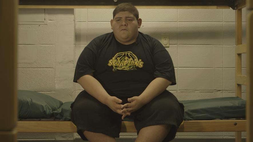 David - Homeless at 16