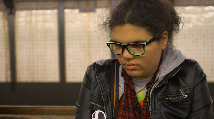 Lucinda - Homeless at 18