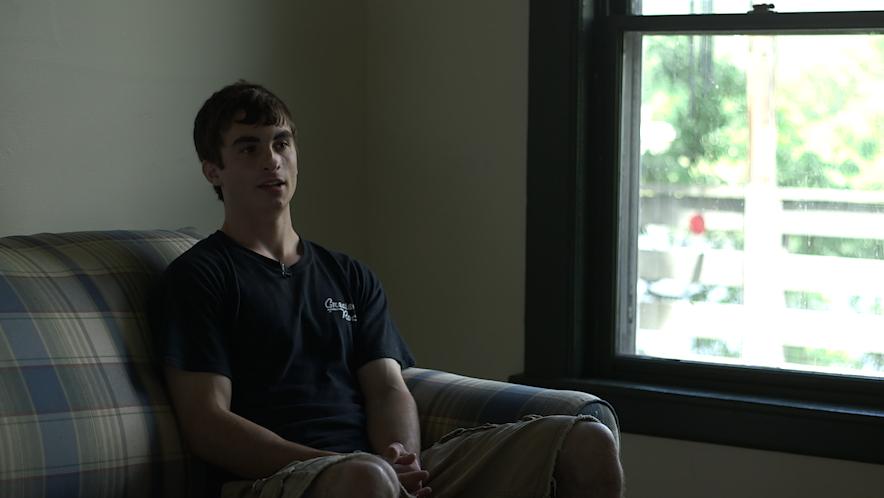 Sean - Homeless at 17