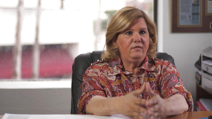 Anna Rodriguez - Florida Coalition Against Human Trafficking