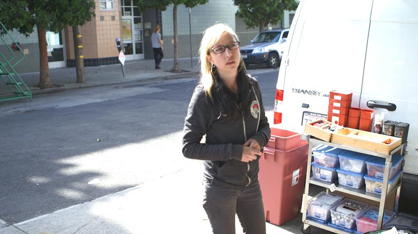 Mary Howe - Homeless Youth Alliance