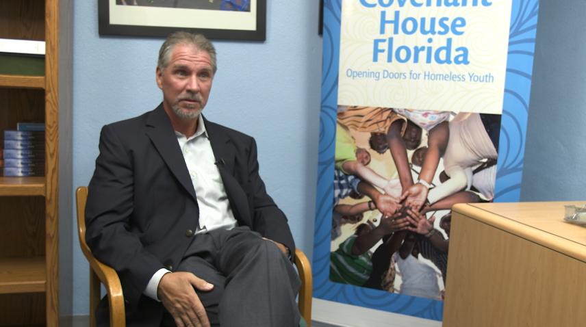 Jim Gress - Covenant House Florida