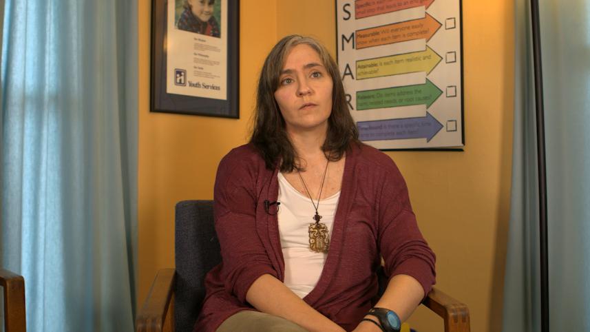 Julie Davenson - Youth Services Vermont