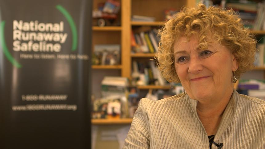 Maureen Blaha - National Runaway Safeline