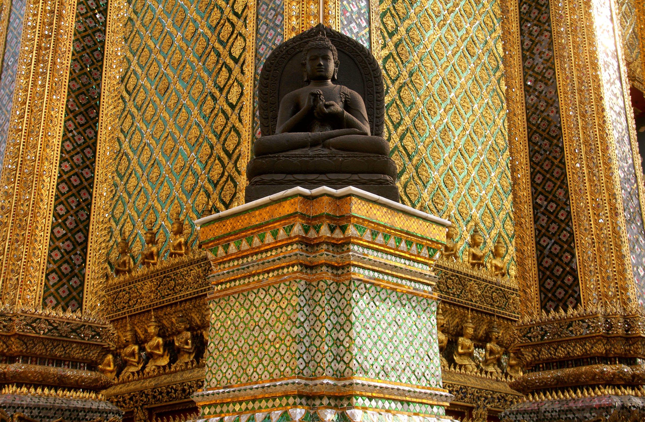 Wat Phraw Kaew, Bangkok, Thailand