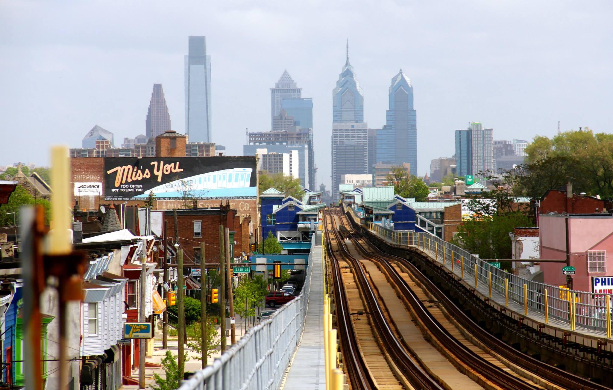 Market-Frankford Line, Philadelphia, USA