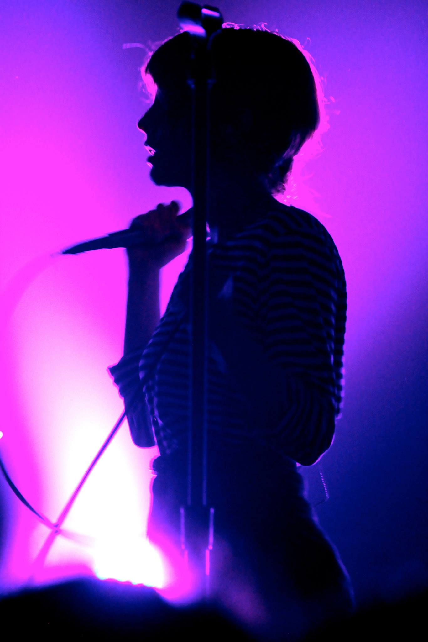 CHVRCHES, Union Transfer, Philadelphia, 2013