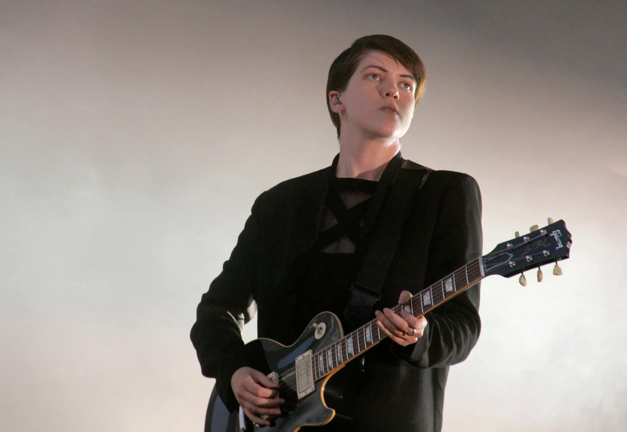The xx, Governor's Ball, New York City, 2013